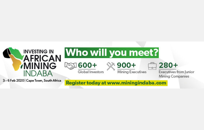 Investing in African Mining Indaba 2020