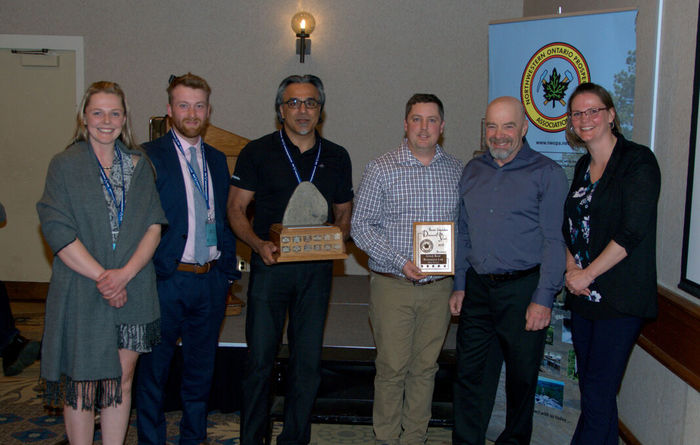 Great Bear team recognised for discovery
