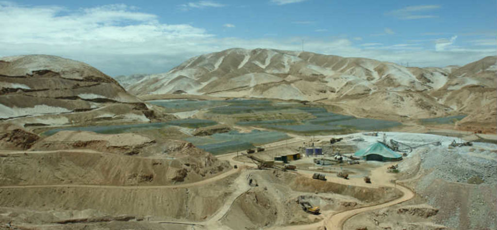 Peru's Milpo looking for partners