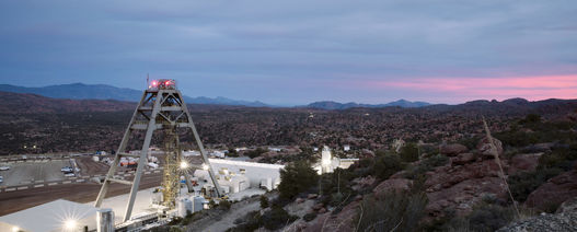 Rio Tinto commits more funds to Arizona copper project