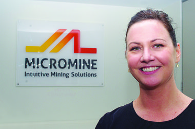 Tuders sell Micromine stake to PE firm