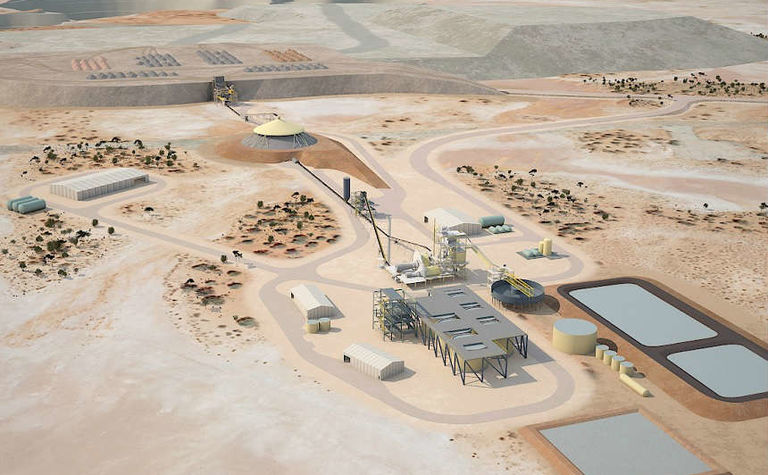 Dacian signs Mt Morgans debt deal