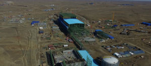 Commercial output at KAZ's Aktogay