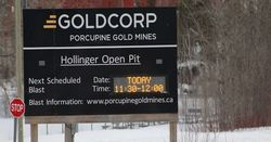 Strong quarter lifts Goldcorp
