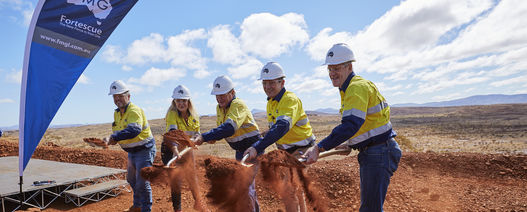 Fortescue Metals' 'next leap forward'
