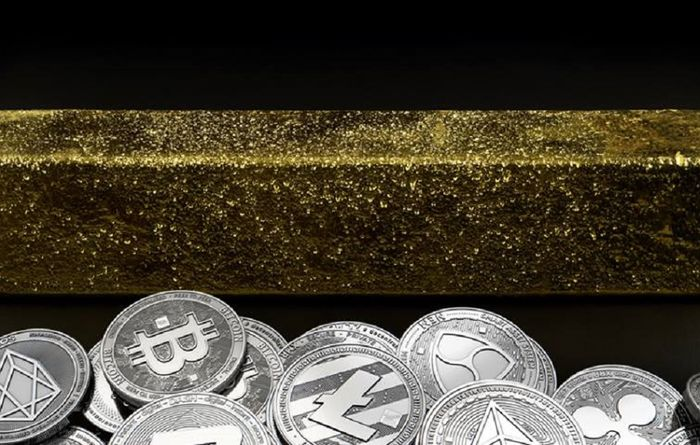 """Cryptocurrencies … are not a viable substitute for gold as a safe-haven"""