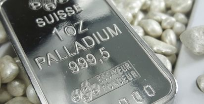 Refinitiv sees platinum price gains through 2020