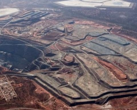 Gold, Super Pit attracting attention