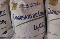Bolivia moves to join lithium boom