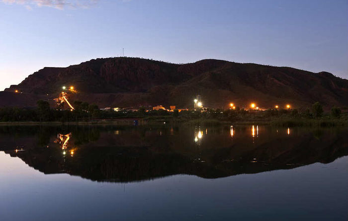 Sparkle fading for Rio Tinto
