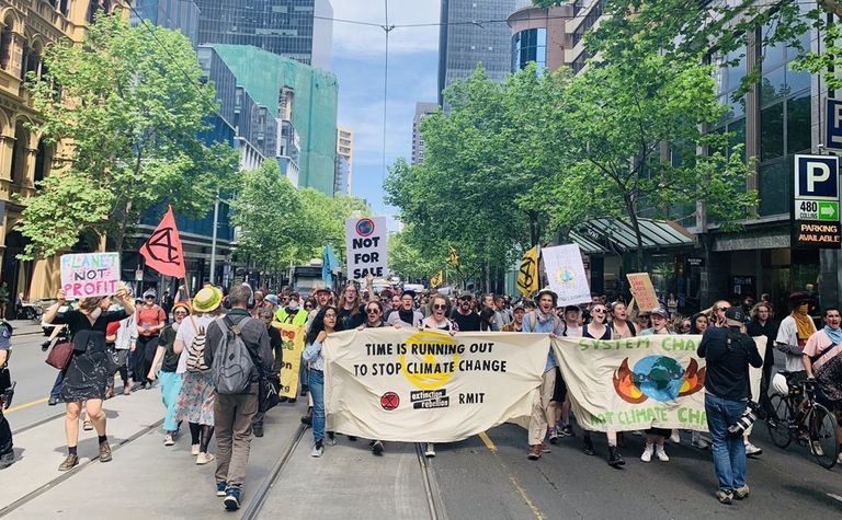 'Some of the world's worst climate criminals are gathering in Melbourne'