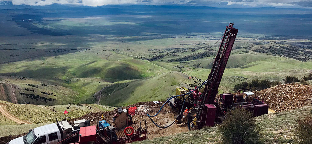 Liberty regional drilling hits oxide gold