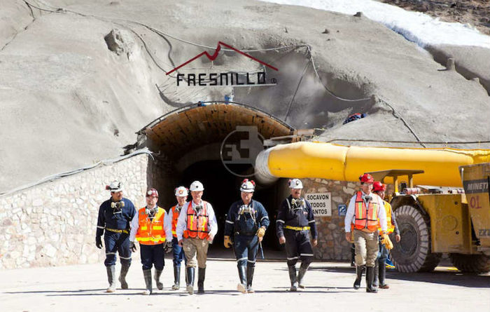 San Julián boosts Fresnillo output