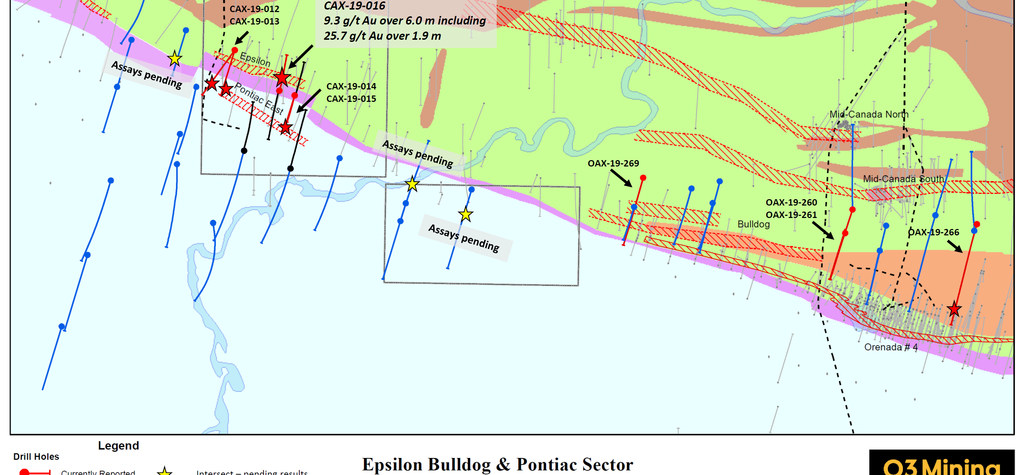 O3 Mining expands Epsilon zone at Alpha