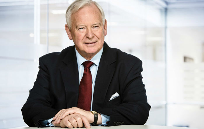 Anglo American chairman to retire