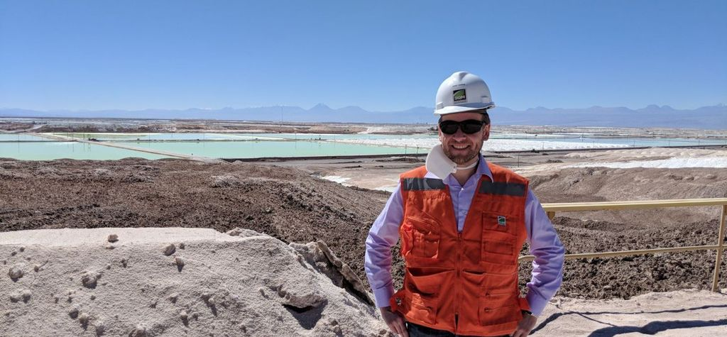 Front-row view of Chile's lithium scene