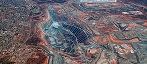 Barrick sells half of 'iconic' Super Pit to Saracen
