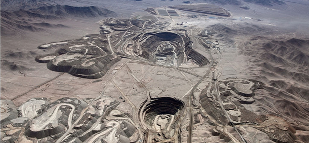 Codelco awards US$1B desal plant contract
