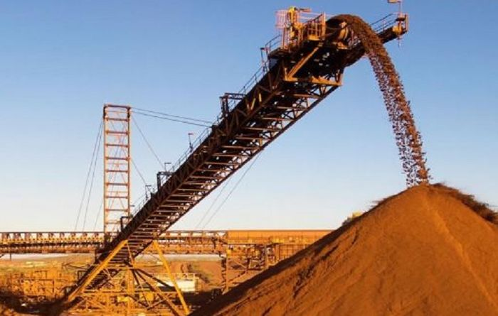 Commodity prices, miners rise