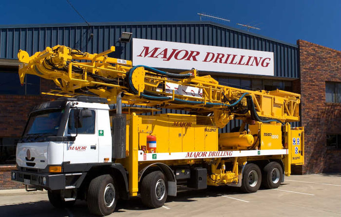 Major promotions at drilling company