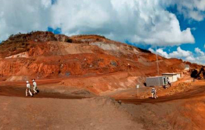 Liddell, Neuling involved in new Brazil iron ore venture