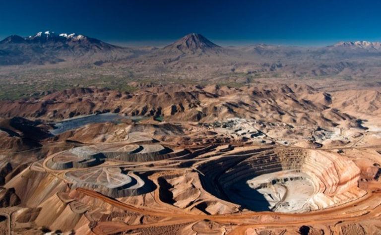 Peru mining investment in peru ups reinvesting in itself