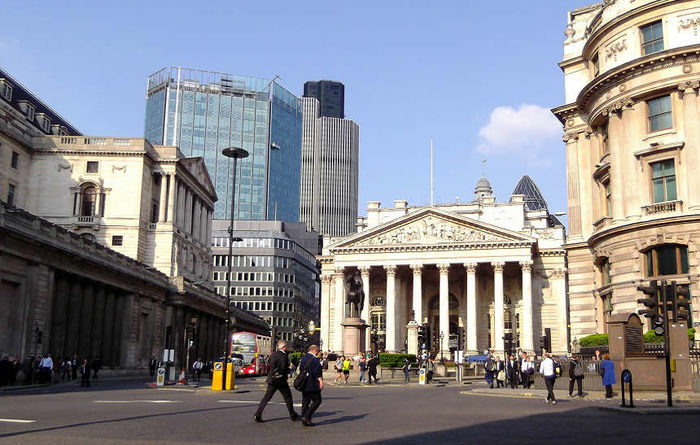 Bank of England's commodity blind spot