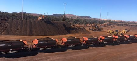 Second iron ore train off track in WA
