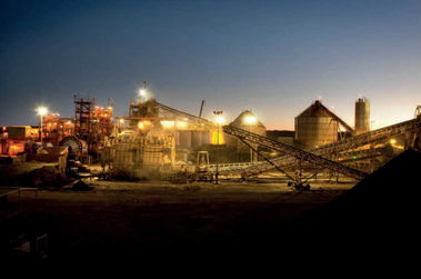 Newmont posts loss, no one minds
