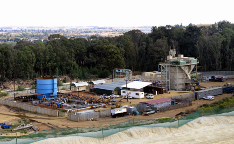 Security officer killed at SA gold plant