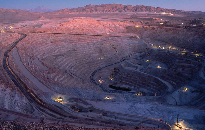 BHP keeps copper output on track