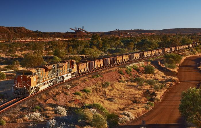 BHP share price not sidetracked by derailment