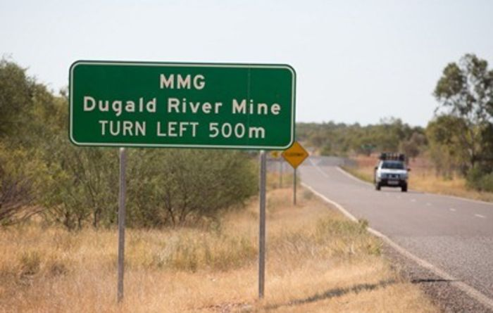 Dugald River zinc guidance upgraded
