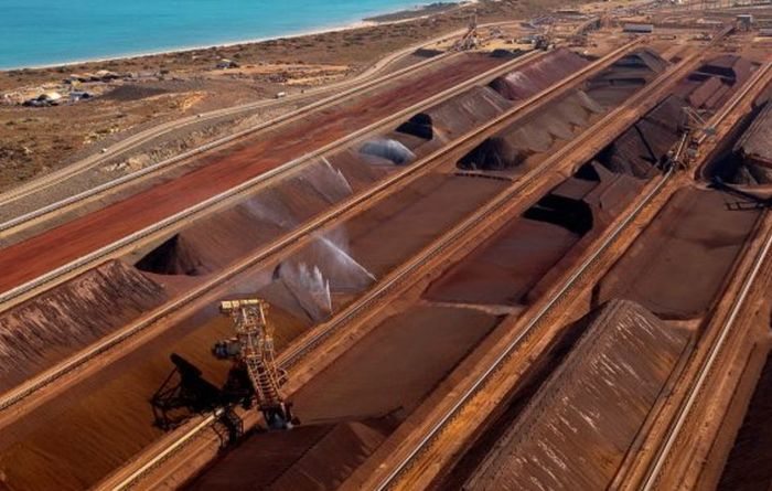 Nerves fraying as Chinese speculators take control of iron ore market