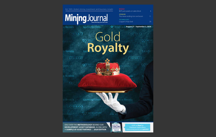 Mining Journal eMagazine: 21st August 2020