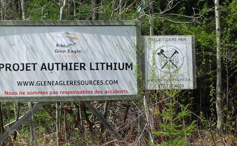 Authier lynchpin for Sayona in Canada