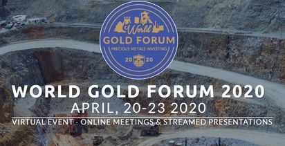 DGG launches virtual World Gold Forum