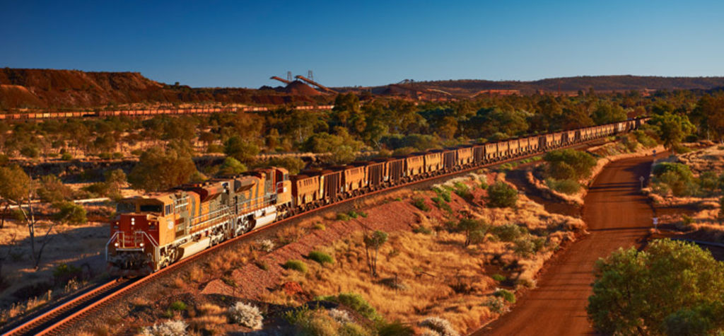 BHP flags higher iron ore costs, lower production