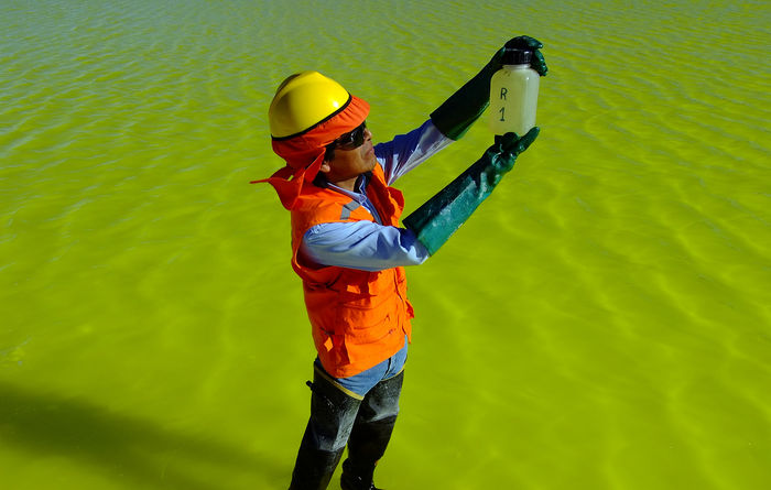 Albemarle says Q1 production bump won't affect 2019 earnings