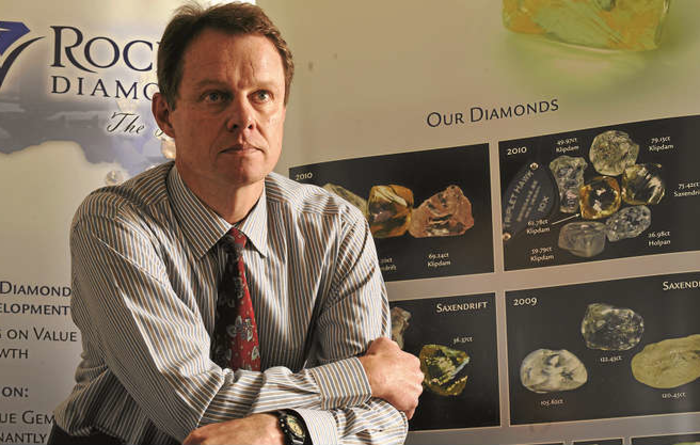 New Botswana Diamonds MD