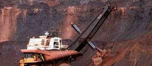 Brazil's COVID-19 struggle could boost iron ore price