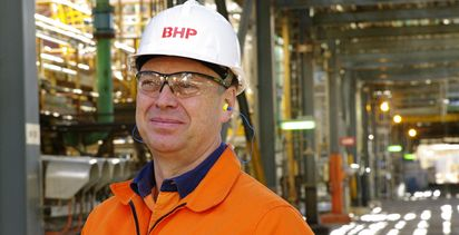 BHP looks for new Voisey's Bay