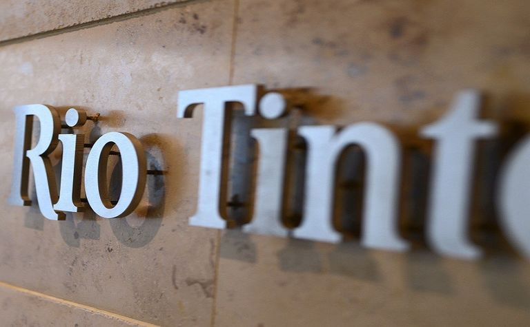 The rise or fall of Rio Tinto