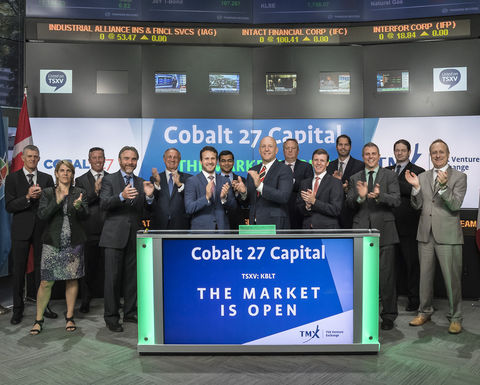 Cobalt 27 looks for more cash