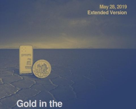 Incrementum publishes In Gold We Trust report