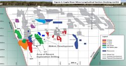 Wesdome extends Eagle River mineralisation