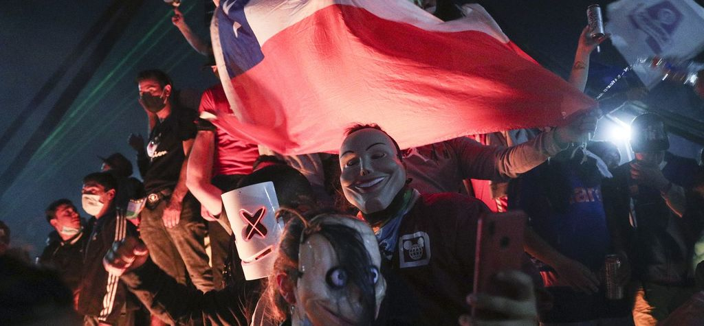 Chile votes to create new constitution