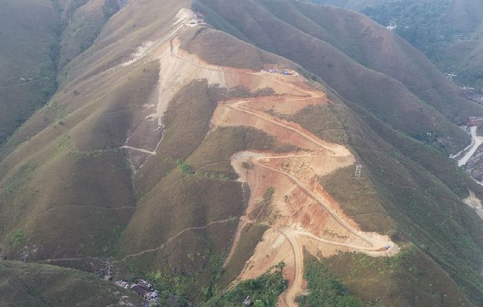 Robust 'starter' pit for Myanmar base metals project