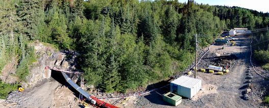 Pure Gold increases Madsen resources