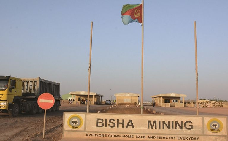 Nevsun green-lights Bisha openpit extension